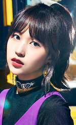 TWICE BDZ Mina promotional photo