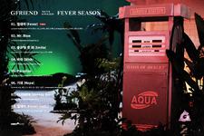 GFRIEND Fever Season tracklist