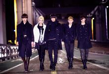 NU'EST Hello group promo photo