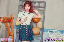 Nayoung Pristin Schxxl Out In Ver. Promo
