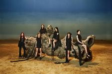 (G)I-DLE Hann group promo photo