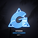 GFRIEND Fever Season logo teaser 1