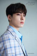 SEVENTEEN Wonwoo Happy Ending promo photo