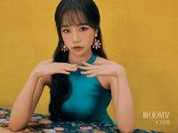 IZONE Jo Yu Ri Bloom IZ unreleased concept photo 2