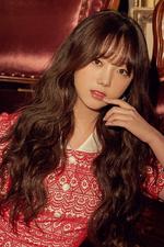 Lovelyz Kei Fall in Lovelyz promo photo