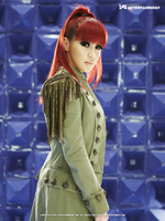 Park Bom Can't Nobody promo photo 3