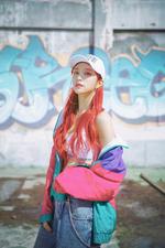 EXID Hani Lady promotional photo