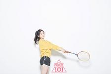Produce 101 Kim Yunji promo photo 4
