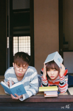 Akdong Musician Spring promotional photo