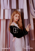Fromis 9 Seoyeon From.9 promo photo
