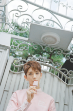 SEVENTEEN Joshua 1st album repackage photo
