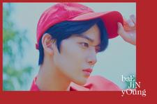 CIX Bae Jin Young Hello concept photo 1