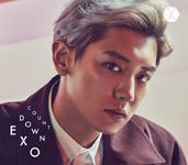 EXO Countdown Chanyeol edition cover art