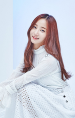 Momoland Yeonwoo debut photo