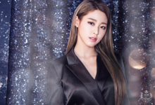 AOA Seolhyun Angel's Knock promo photo 2