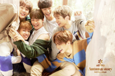 ASTRO Autumn Story group comeback photo