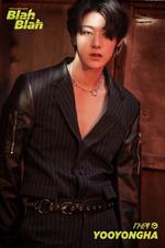 1THE9 Yoo Yong Ha Blah Blah concept photo 1