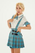Berry Good Nayeon debut photo