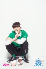 Hwang Min Hyun Produce 101 Promo 5