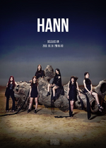 (G)I-DLE Hann group concept image 1