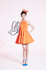 CLC Seungyeon Refresh promotional photo