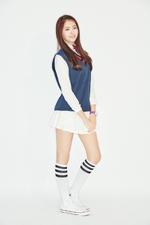 I.O.I Nayoung Chrysalis promotional photo