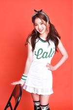 Apple.B Yuji debut photo (1)