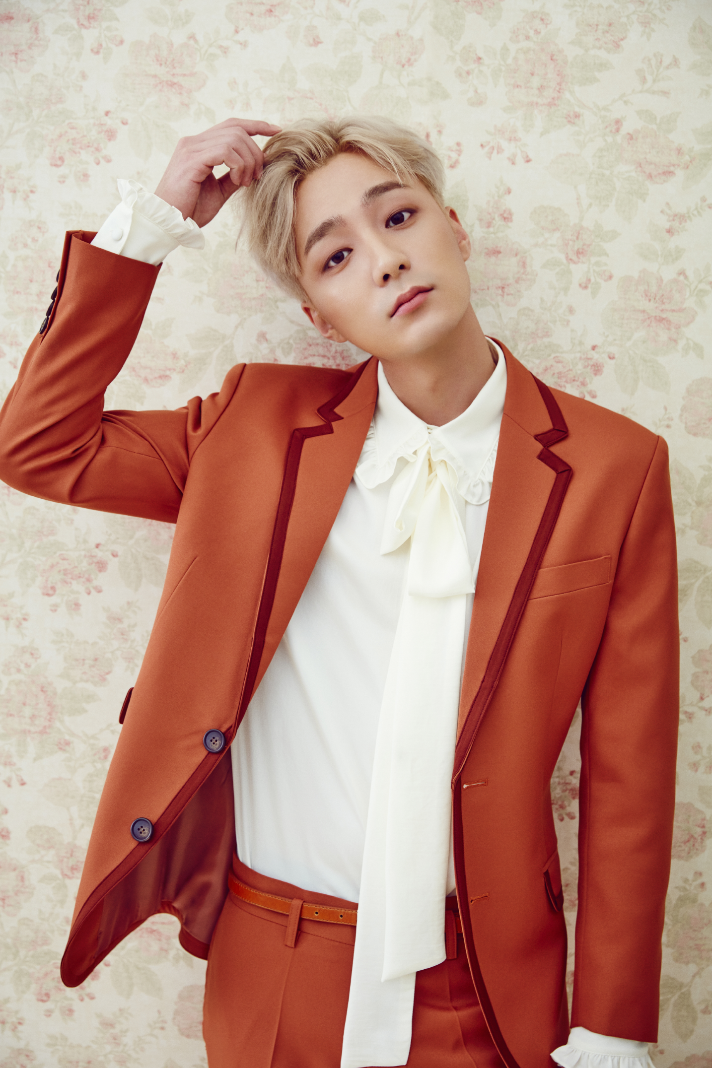 Roy Kim Blossom International Edition Promotional Photo Png