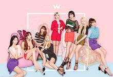 WeGirls On Air group promo photo