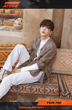 ATEEZ Yunho Treasure Ep 1 All To Zero promotional photo 2
