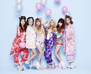 LABOUM Sugar Sugar group 2015