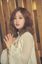 Lovelyz Baby Soul Now, We promotional photo