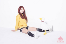 Produce 101 Kang Sihyeon promo photo 5