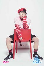 Yongjin Produce 101 profile photo (2)