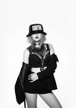 4Minute Sohyun Crazy concept photo