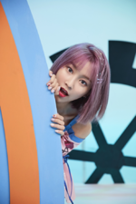 MOMOLAND Hyebin Freeze! promo photo