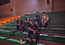 DAY6 Every DAY6 August group promo photo