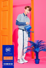 Golden Child Goldenness Dong Hyun concept photo