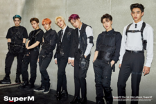 SuperM SuperM group concept photo 3