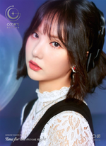 GFRIEND Eunha Time for the Moon Night promo photo