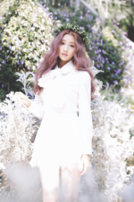 Lovelyz Jeong Ye-in A New Trilogy photo