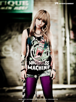 2NE1 CL 2nd Mini Album promo photo 2