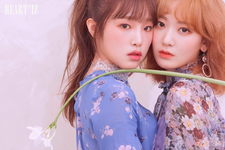 IZONE Choi Ye Na Miyawaki Sakura Heart Iz unit promo photo
