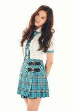 Berry Good Taeha debut photo