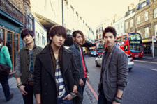 CNBLUE ReBLUE group promo photo