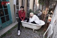 ENOi Gun & Laon Bloom duo promo photo