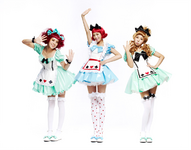 Orange Caramel The Second Mini Album group promo photo