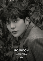 SF9 Ro Woon First Collection concept photo 2