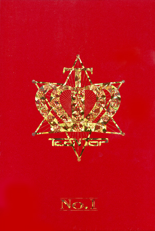 File:Teen Top No.1 limited edition cover.png