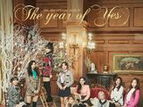 """The Year of """"Yes"""""""